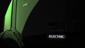 Volvo electric trucks