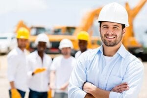 Construction projects can be financed with invoice factoring.