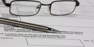 An approved invoice factoring application.